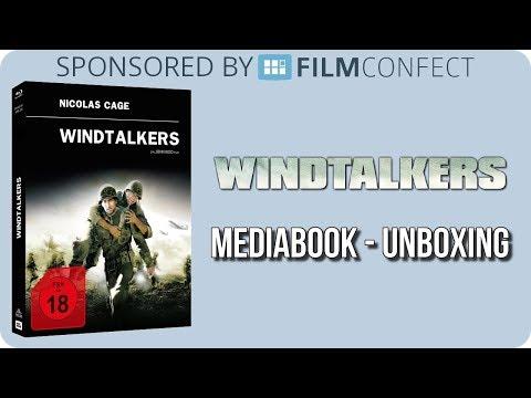 Windtalkers - Mediabook - UNBOXING || sponsored by Filmconfect