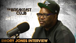 Emory Jones Talks To The Breakfast Club