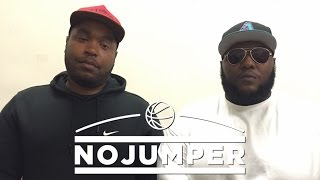 No Jumper - The Eddy Baker Interview