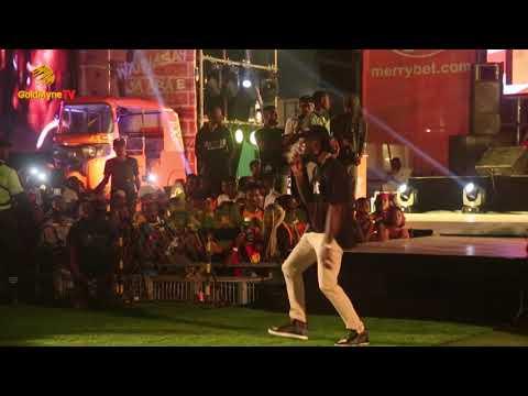 BURNA BOY & ZLATAN'S PERFORMANCE AT MERRYBET CELEBRITY FAN CHALLENGE 2019