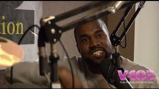 Kanye West Talks Biggie Smalls, Sampling & Cyhi The Prynce