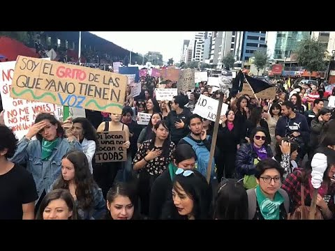 Ecuador: Proteste in Quito nach Gruppenvergewaltigu ...