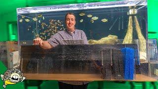 DIY Aquarium Sump Filter by Aquarium Co-Op