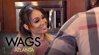 "Video WAGS Atlanta | Telli Swift Wants Deontay Wilder to Give Her ""The Ring"" 