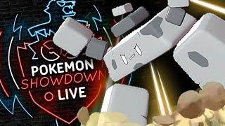 STONJOURNER, OU'S HIDDEN GEM! Pokemon Sword and Shield! Pokemon Showdown Live! by PokeaimMD