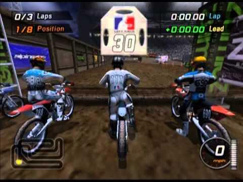 MTX Mototrax Playstation 2