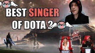 Video Dota 2: Arteezy - Best Pro Dota 2 Singer   First Pick Anti-Mage in 2018 LUL MP3, 3GP, MP4, WEBM, AVI, FLV Juni 2018