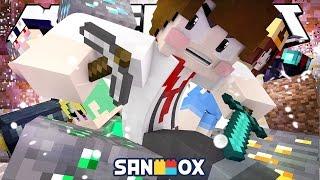 랜덤블럭 세상에서 스릴만점 PvP!! [랜덤블럭 배틀: 마인크래프트] Minecraft - Blocked In Combat - [도티]