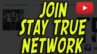 Stay True Network YouTube Partnership: Become a YouTube Partner Affiliate