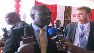 KTN'S Aby Agina speaks exclusively to Deputy President William Ruto on TICAD VI