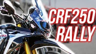 7. Honda CRF250 RALLY - Monsterbike Demo day 2018