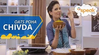 Oats Poha Chivda