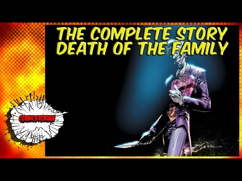 Death Of The Family (batman) - Complete Story | Comicstorian