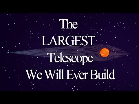 The largest telescope humans will ever build - Gravitational solar lens