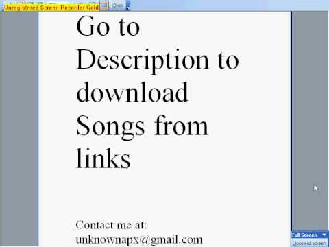 Download All New Bollywood Movie MP3 Songs Totally FREE