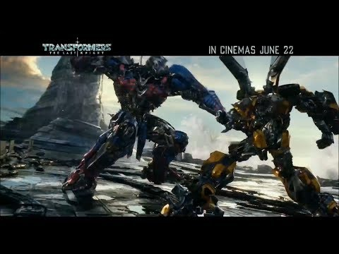 Transformers: The Last Knight (TV Spot 'Torture')
