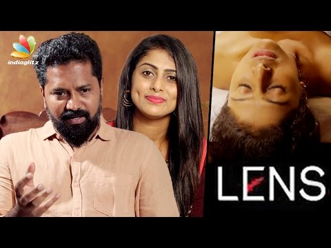 Actresses are victims of hidden cams too : Ashwathy Lal, Jayaprakash Lens Movie Interview
