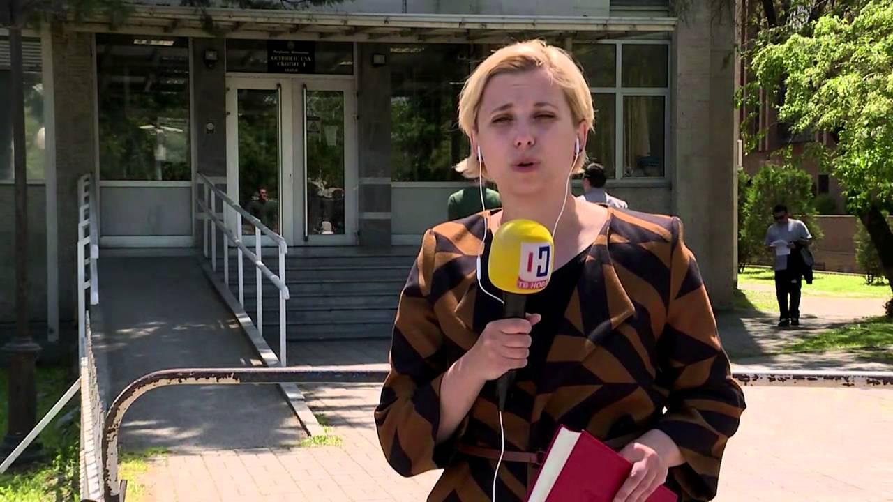 Зоран Божиновски е изведен пред суд