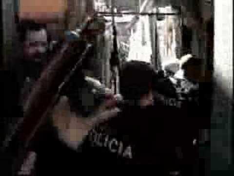 Policiais do Garra são recebidos a tiro em favela de SP.