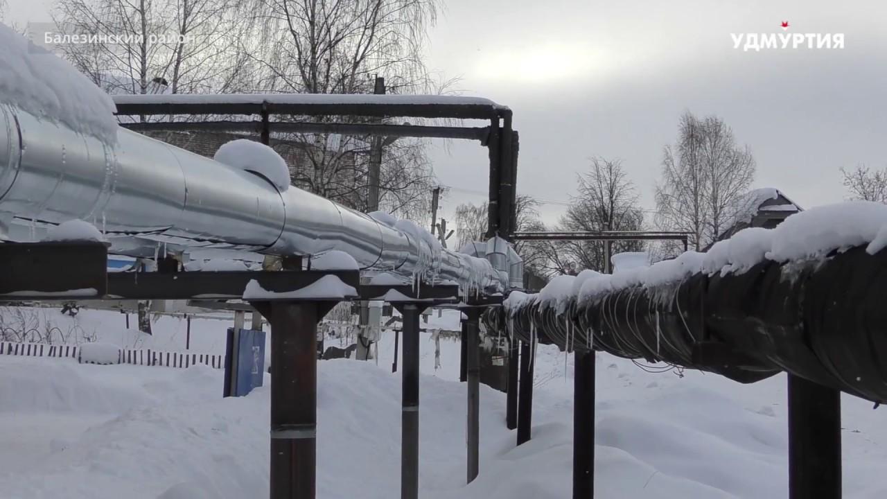 Новую котельную запустили в деревне Исаково Балезинского района