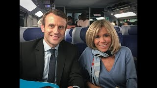 Video EMMANUEL MACRON & BRIGITTE TROGNEUX: A FRENCH LOVE STORY MP3, 3GP, MP4, WEBM, AVI, FLV September 2017