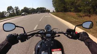 3. 2014 Victory Vegas 8-Ball Test Ride
