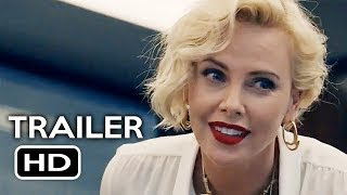 Video Gringo Official Trailer #1 (2018) Charlize Theron, Amanda Seyfried Action Comedy Movie HD MP3, 3GP, MP4, WEBM, AVI, FLV April 2018