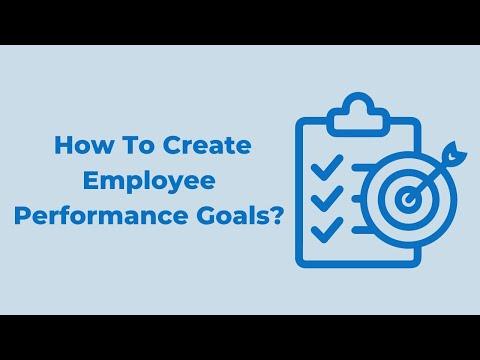 Employee Goals