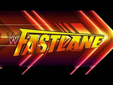 WWE Fastlane 2018 PPV Predictions