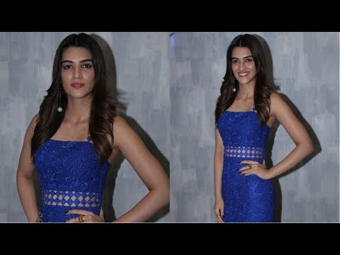 Kriti Sanon Shared Her Christmas & New Year Plans For 2017