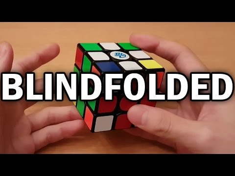 How to Solve the Rubik's Cube Blindfolded (Concise Tutorial)