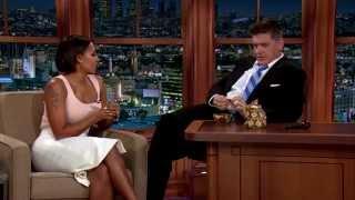 The Late Late Show With Craig Ferguson  Melanie Mel B Brown September 25 2014