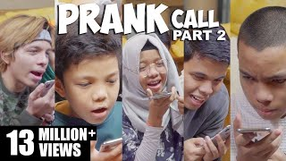Video DIMARAHIN FANS!!! Prank Call Bareng 11 Anak Part 2 MP3, 3GP, MP4, WEBM, AVI, FLV April 2019
