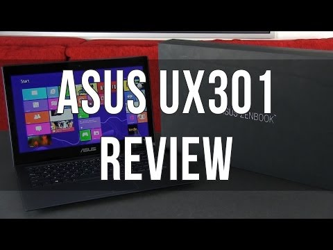 Asus Zenbook UX301 / UX301LA review - the Zenbook UX301 Infinity tested