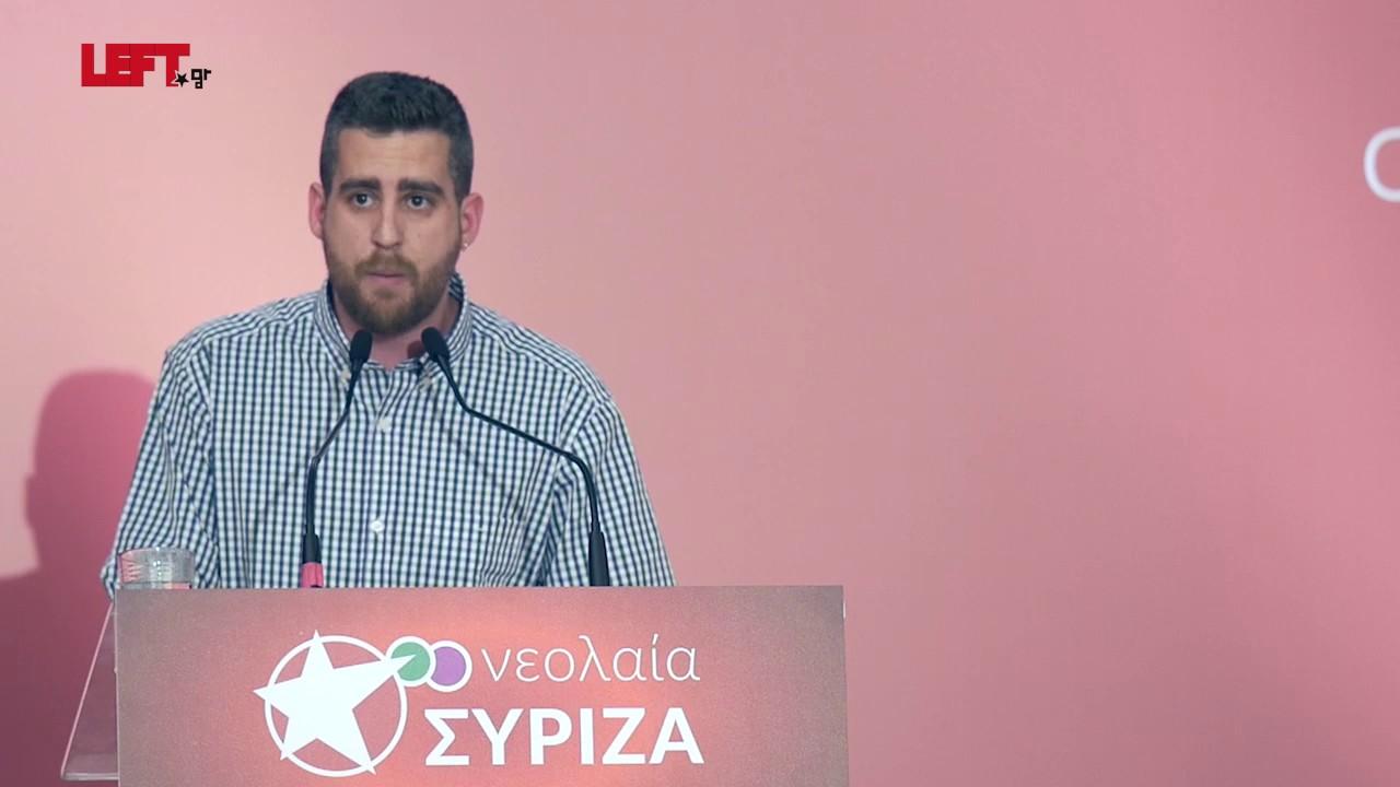 #1osynedrio -Ιάσονας Σχοινάς – Παπαδόπουλος