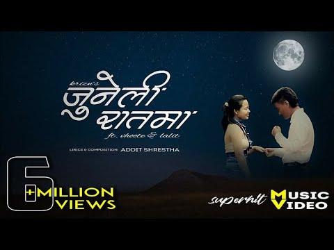 Juneli Raatma - Addit Shrestha & W.A.G (Official HD Video)