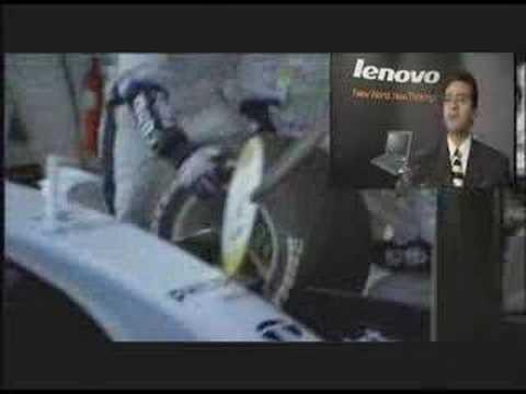 Lenovo & AT&T Williams Formula1