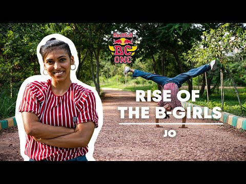 How B-Girl Jo is 'Breaking' Rules in India I Rise Of The B-Girls