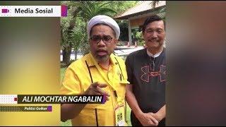 Video Gaya Kocak Ngabalin Bikin Luhut Senyum-senyum MP3, 3GP, MP4, WEBM, AVI, FLV Agustus 2018