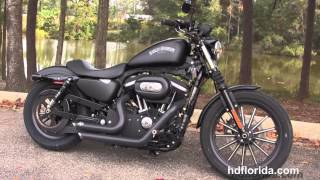 3. 2012 Harley Davidson Sportster Iron 883 - Used Motorcycles for sale