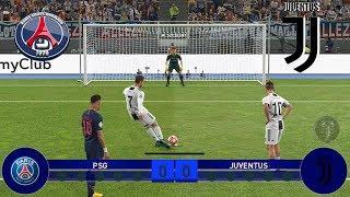 "Download Video PSG Vs Juventus - Champions League - Calci di Rigore ""duri a morire"" | PES 2019 Patch [Giù] MP3 3GP MP4"
