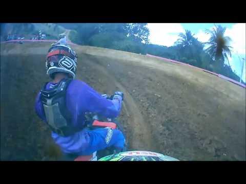 1°etapa Copa Norte de motocross 2008 - Rio Bananal - ES /GoPro/Cat Nacional Iniciante - Breno Loss