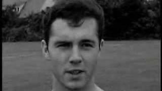 Beckenbauer als junger Spieler über seine Zukunft