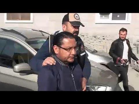 Τουρκία: Σύλληψη γκιουλενιστή ιμάμη σε «γιώτ υπό ελληνική σημαία»…