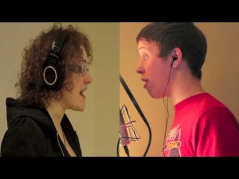 Anthony David & India.Arie - Words/Covered By Heidi Jutras & Drew Chambers (Youtube Collab)