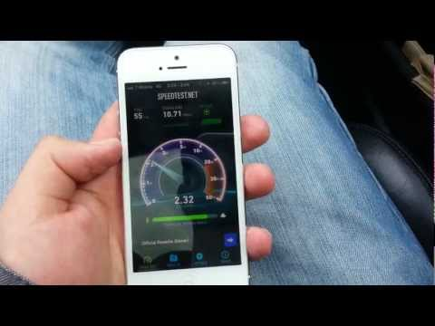 LebBros - This is a Speed Test of T-Mobile 4G on iPhone 5 in NEW YORK How To EASILY Enable LTE and MMS on T-Mobile iPhone 5!! http://www.youtube.com/watch?v=Ldfh4G4Sda...