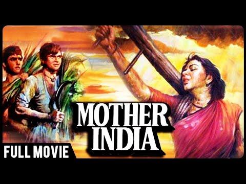 Mother India 1957   Nargis & Rajendra Kumar   Golden Bollywood