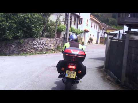 North Spain 2014 : Bikecams on the Mountans (видео)