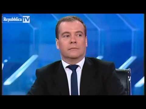 medvedev conferma: gli ufo sono tra noi