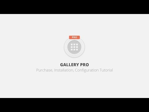 Video Gallery Pro WordPress Plugin - Purchase, Installation, Configuration Tutorial - Version 1.3.1 download in MP3, 3GP, MP4, WEBM, AVI, FLV January 2017